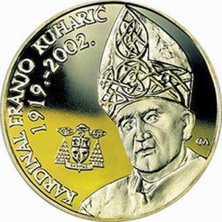"""Medalja """"Kardinal Franjo Kuharić"""" (""""nordijsko zlato"""")"""