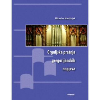 Orguljska pratnja gregorijanskih napjeva