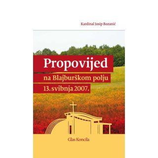 Propovijed na Blajburškom polju