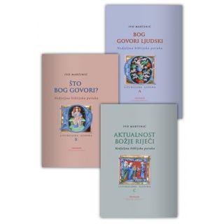 Trilogija komentara svetopisamskih tekstova za sve nedjelje godina A, B i C