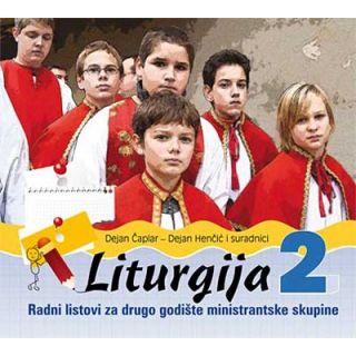 Liturgija 2 (radni listovi)