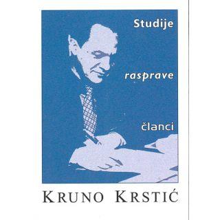 Kruno Krstić - studije, rasprave, članci