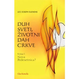 DUH SVETI, ŽIVOTNI DAH CRKVE - Knjiga I.